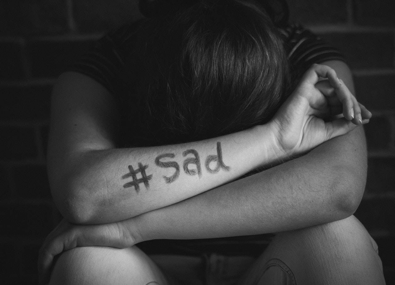 Depression is not just about being sad, its a state of mind.